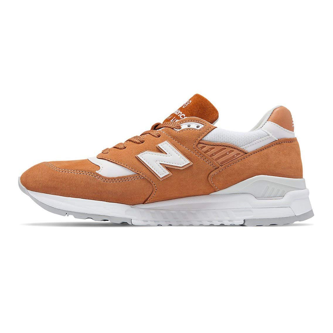 NewBalance M999 D Leather Synthetic Synthetic Synthetic - jta rot, Größe 11.5(45.5) 1beeb0