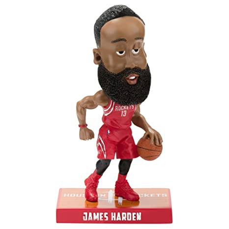 52567810d14b Image Unavailable. Image not available for. Color  James Harden Houston  Rockets Special Edition Caricature Bobblehead