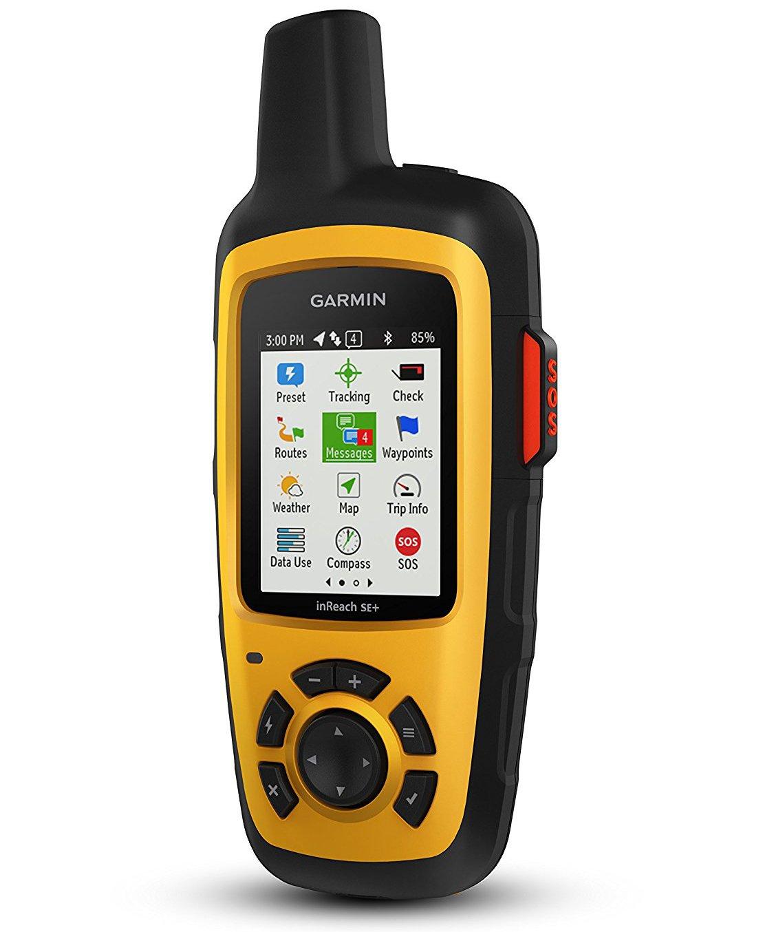 Garmin InReach SE+ GPS Bundle w/ Car Charger, Micro USB, Gadget Bag and more by Garmin (Image #5)