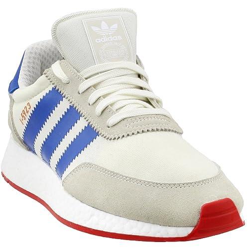 adidas Iniki Runner Mens Shoes BlueWhite bb2093