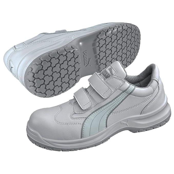 Puma Absolute Low le calzature di protezione colore bianco PU64041
