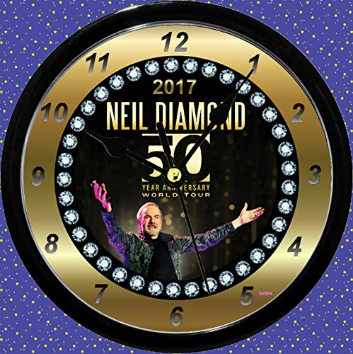 Personalized Items by LUFA Neil DIAMOND's 50th