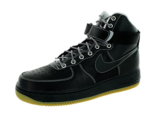 cheap for discount 5cdd6 09f4d Nike Air Force 1 High  07, Men s Sports Shoes  Amazon.co.uk  Shoes   Bags