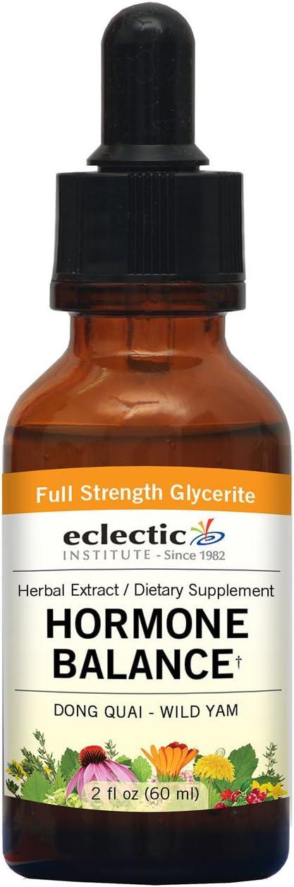 Eclectic Hormone Balance G, Orange, 2 Fluid Ounce