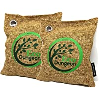 Air Purifying Bag Twin Pack 2 x200G | Bamboo Charcoal Natural Deodoriser