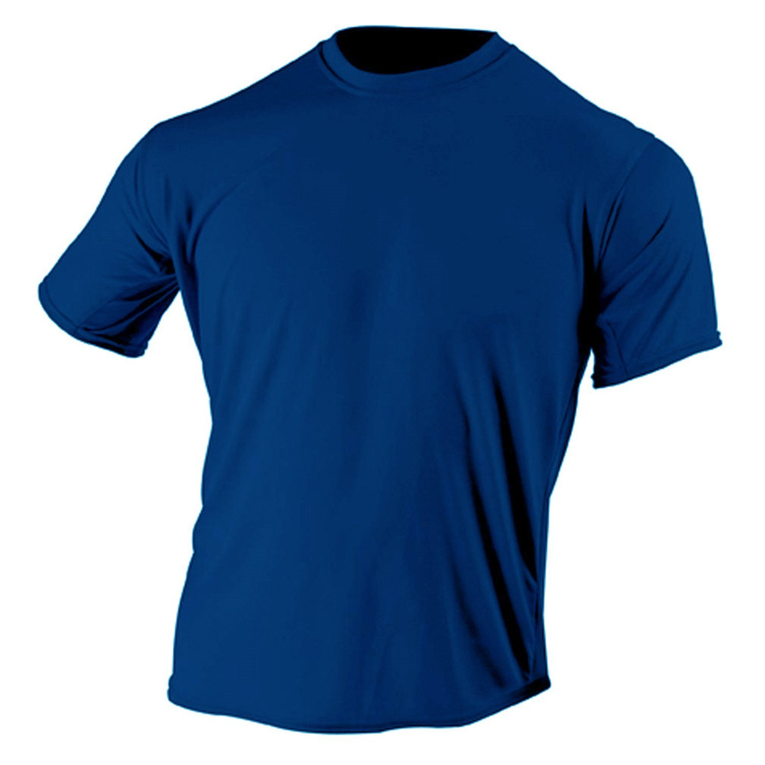 McDavid 905T Mens Half Sleeve Referee Cutcrew T Shirt Royal XXXL [Misc.]