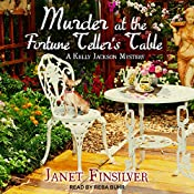 Murder at the Fortune Teller's Table: Kelly Jackson Mystery Series, Book 3 | Janet Finsilver