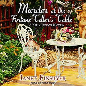 Murder at the Fortune Teller's Table Audiobook