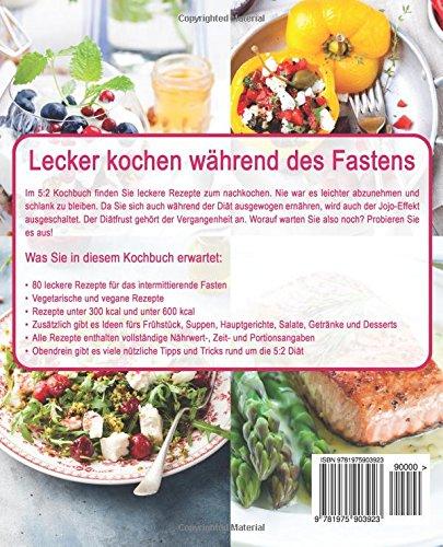 52 Diät Das Kochbuch Die 80 Besten Rezepte Für Das