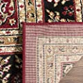 "Safavieh Lyndhurst Collection LNH331A Traditional Oriental Ivory and Red Runner (2'3"" x 12')"