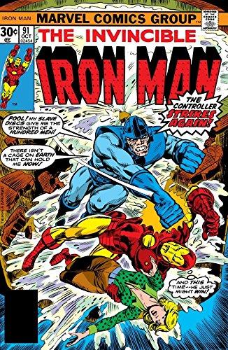 Iron Man (1968-1996) #91