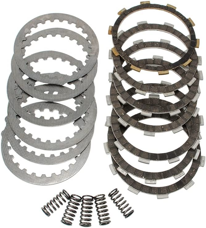 Complete Clutch Kit /& Gasket kits Fit for 1988-2006 Yamaha Blaster 200 YFS 200