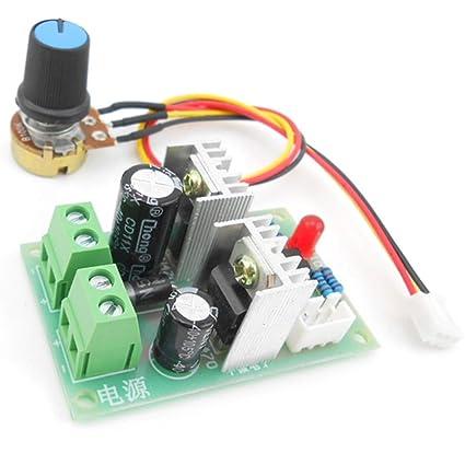 Motor Controller - Mini Dc 10v 40v 3a 100w Pwm Motor Speed