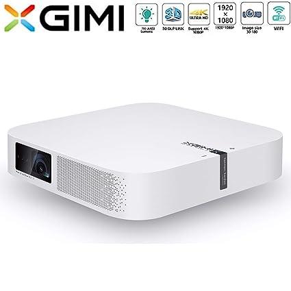 Amazon.com: XGIMI Z6 Polar Mini Projector 1080P HD 700 ANSI ...