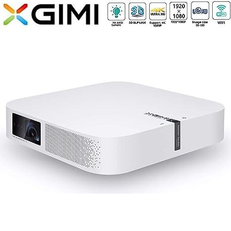 Xgimi Z6 polar proyector miniatura 1080 P HD 700 ANSI lumens 3D ...