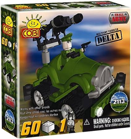 Vehicle Delta Small Army 2113 COBI