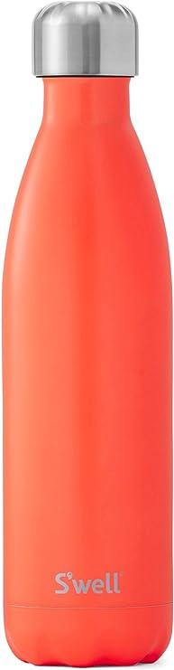 Amazon.com: Botella para agua de acero inoxidable aislada al ...