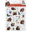 The Secret Life of Pets Sticker Sheets, 4ct