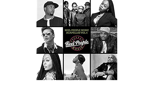Reel People Music Acapellas, Vol  4 by Various artists on Amazon