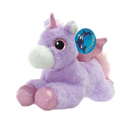 Amazon Com Wildream Purple Unicorn Sparkle Big Eyes 11 Unicorn