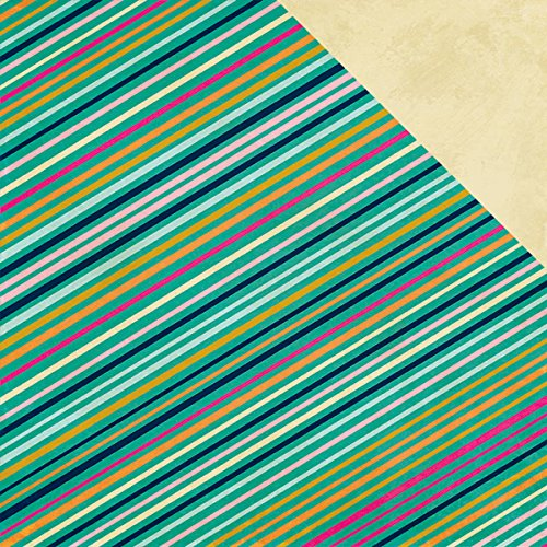 Fancy Pants Flutter Double, Sided Cardstock, 25 Sheets, 12