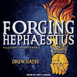 Forging Hephaestus Hörbuch