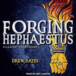 Forging Hephaestus Audiobook