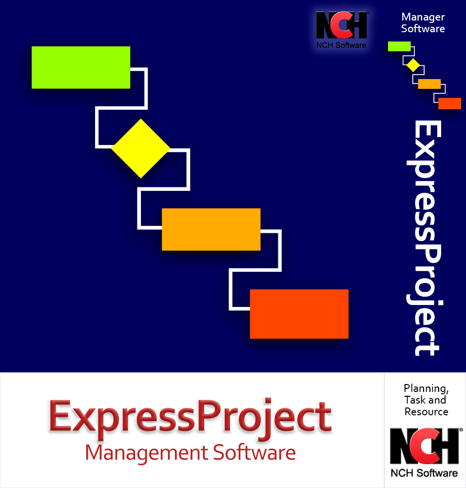 Express Project Management Software -Project, Task and Resource Scheduling  Tools [Download]