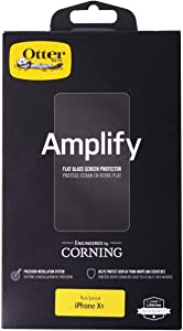 OtterBox Amplify Flat Glass Screen Protector for iPhone XR & iPhone 11 - Clear