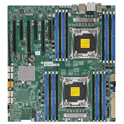 Supermicro MBD-X10DAX EATX Dual-CPU LGA2011-3 Motherboard