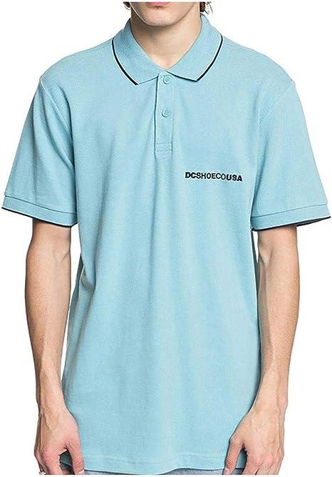 DC Shoes Lakebay - Camisa Polo para Hombre EDYKT03374: Amazon.es ...