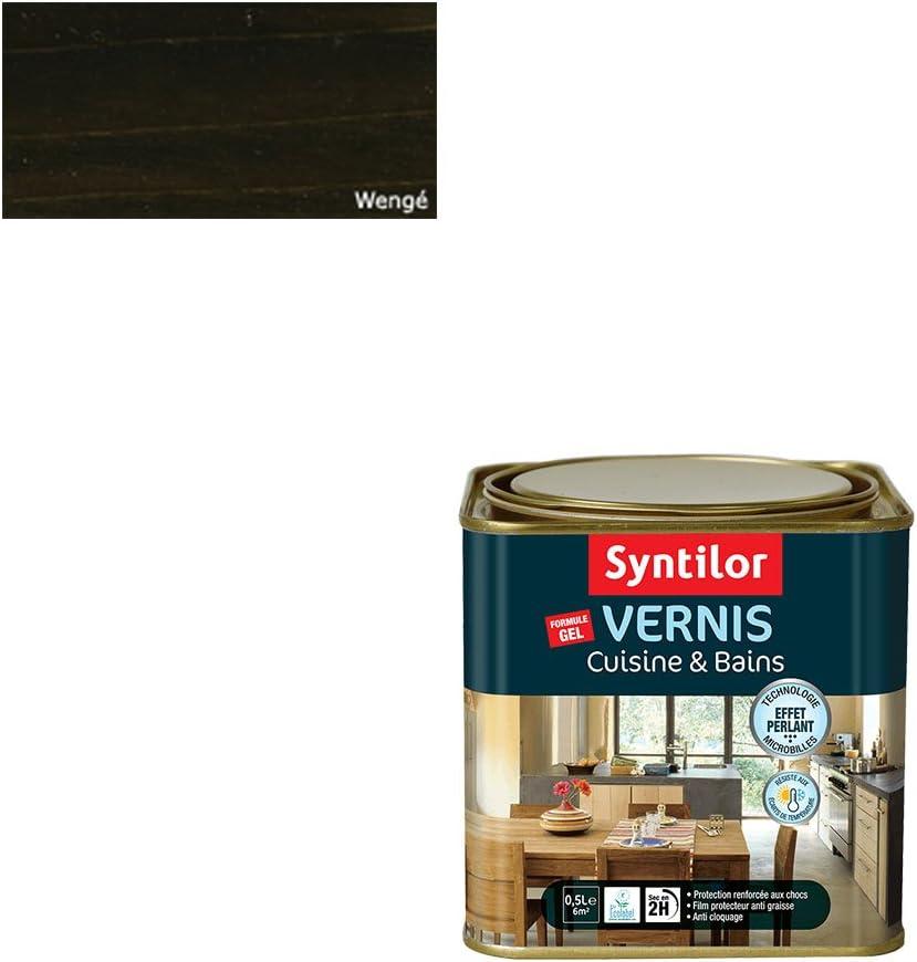 syntilor 02181232 Vernis, color wengué: Amazon.es: Bricolaje ...