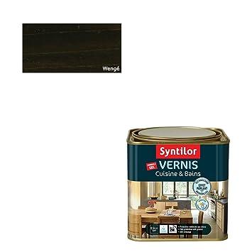 Syntilor Vernis Cuisine Bains Wenge Satine 0 5l