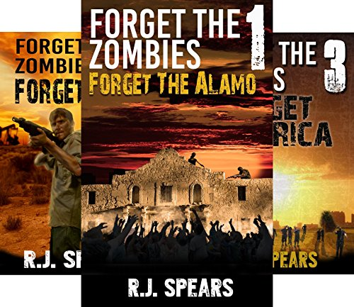 Forget the Zombies (3 Book Series)