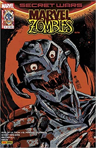 Secret Wars : Marvel Zombies 5