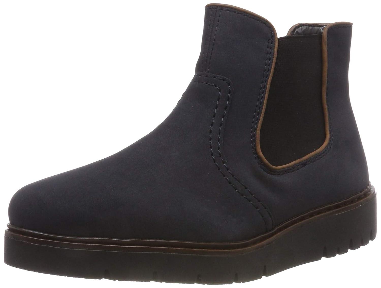 Y5864 Boots Chelsea Rieker Damen Damen Rieker 8OXkn0wP