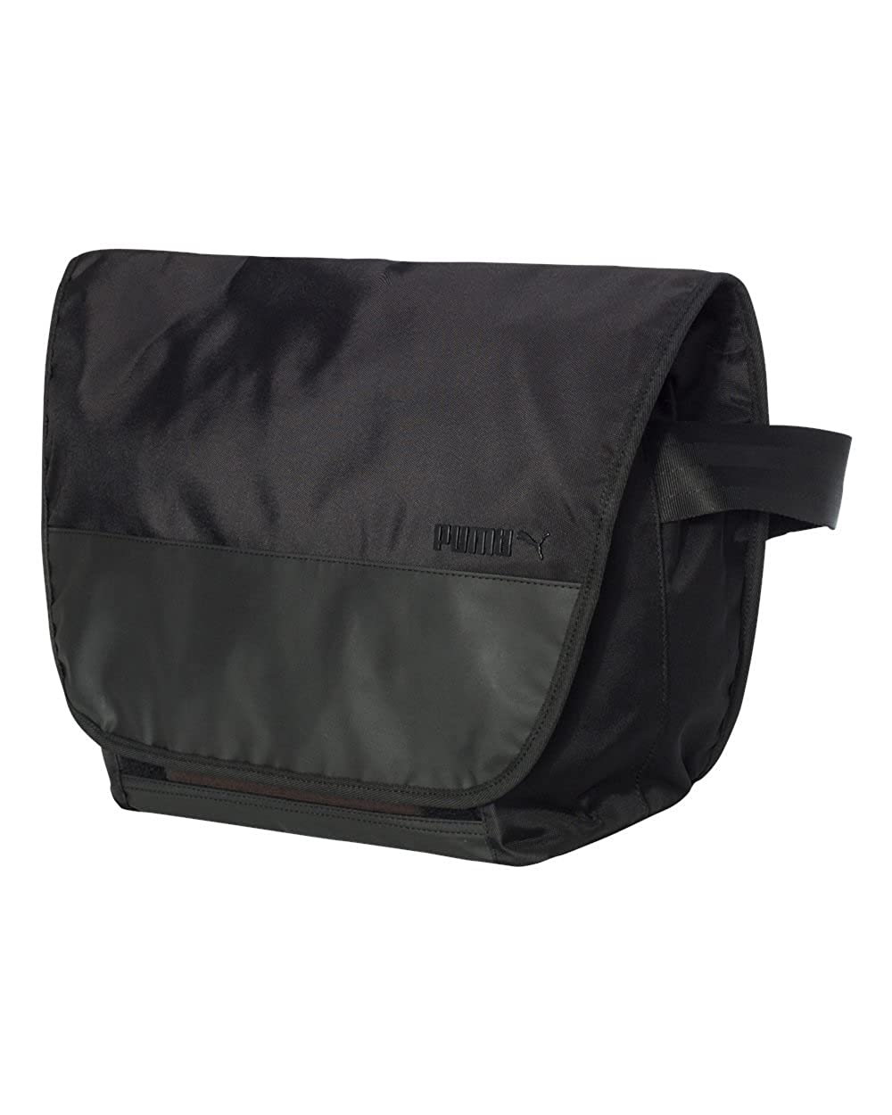 2b0ea99203 Puma Droptop CE Messenger Bag PSC1009 Black OS  Amazon.ca  Clothing    Accessories