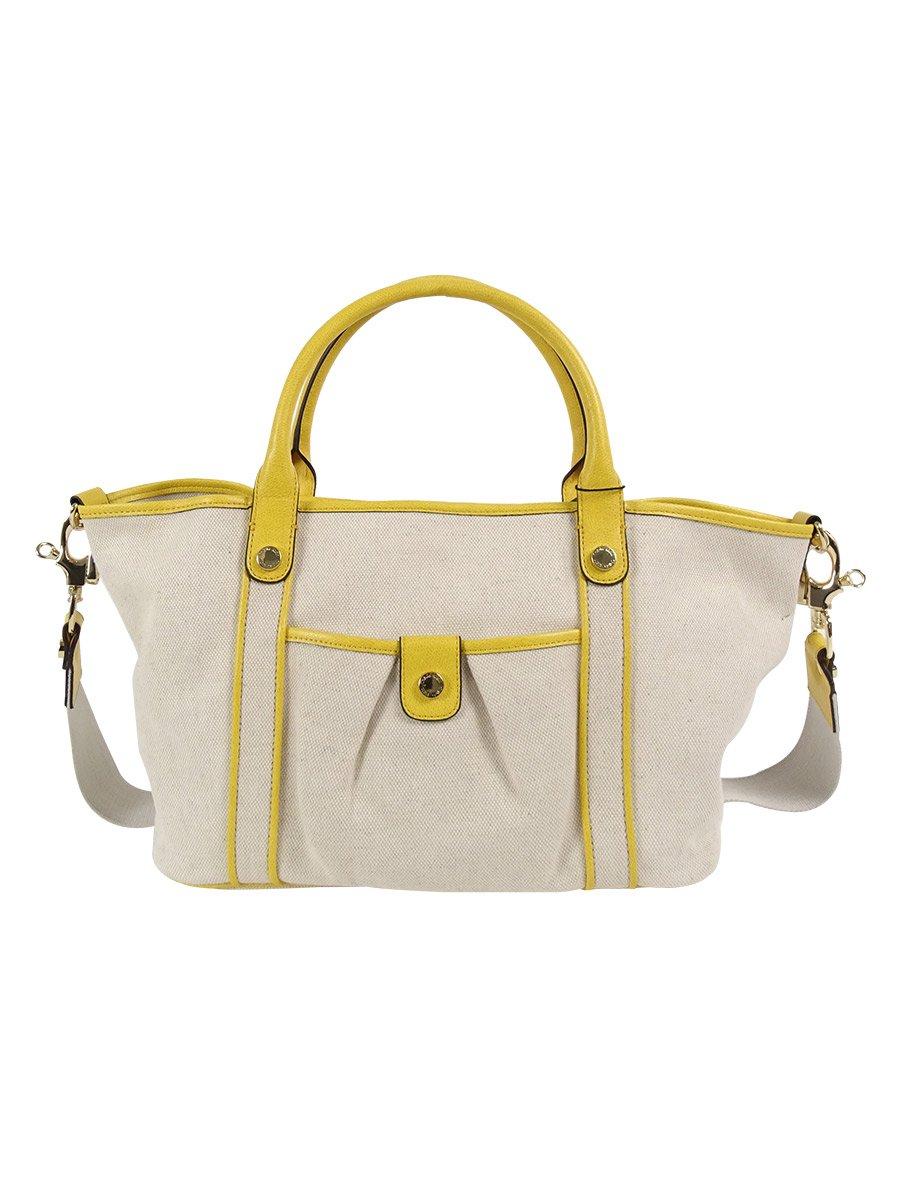 Calvin Klein Top Zip Monogram Mini Bag