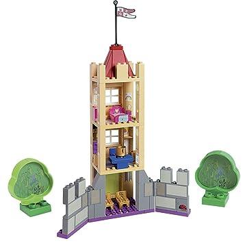 Amazon.com: Simba – 7790196 Ben y Holly – Castillo, juego de ...