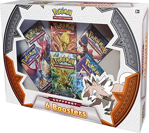 Pokemon Coffret Juin 2018 POSLJU02 ASMODEE