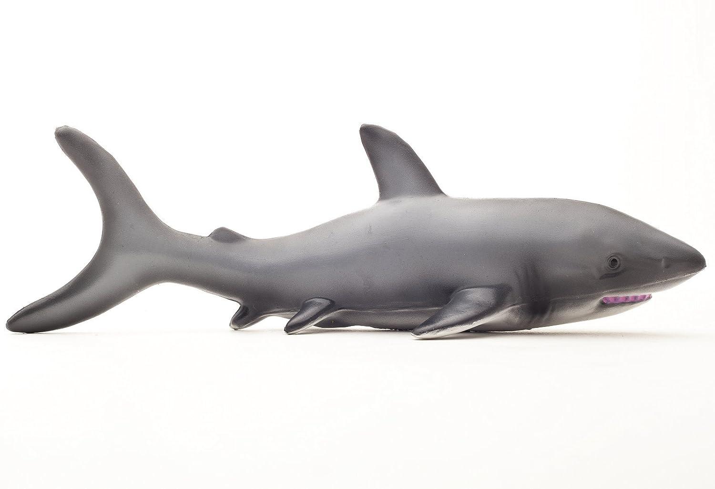 Juguetes de goma verde de látex natural de caucho marino juguete de baño tiburón por Green Rubber Toys 20100//20150//20200