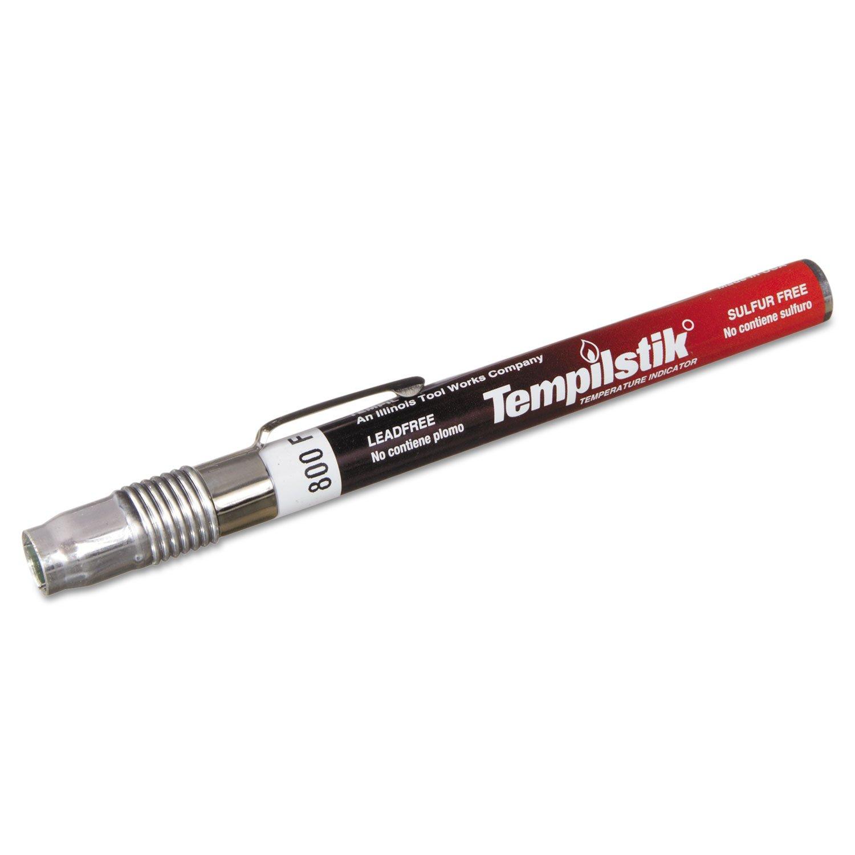 Tempilstik Temperature Indicators 18 Pack Tempil