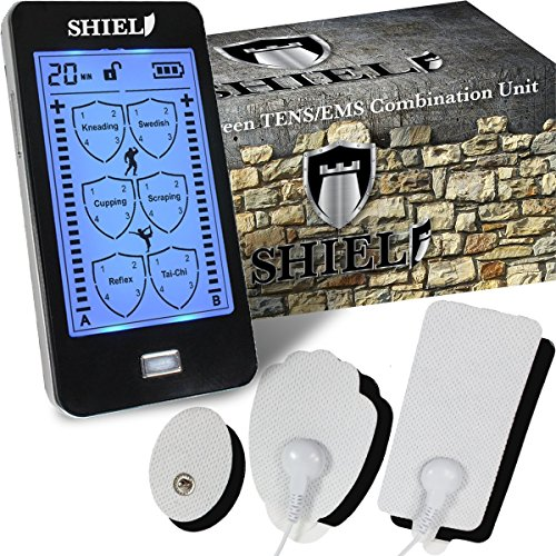 Shield Touchscreen TENS Unit Electronic Massager