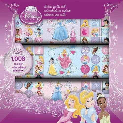 Disney Princess Stickers by the (Princess Stickers)