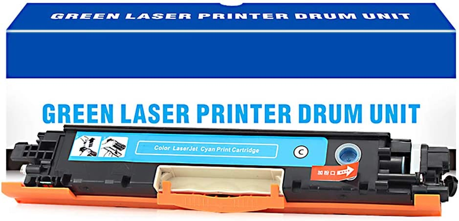 LXFTK for HP126a Toner Cartridge Compatible CP1025 CP1025nw M275nw M175a M175nw Printer Toner Cartridge Color-4-color