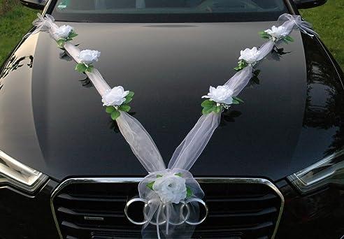 Hochzeit autoschmuck bilder