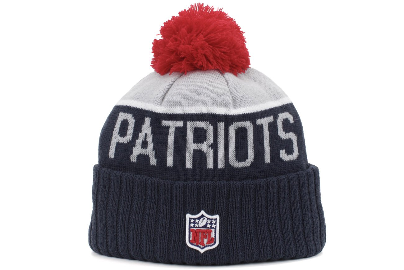 New England Patriots 2015/NFL dise/ño oficial Gorro de punto