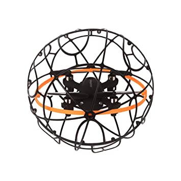 Juguetrnica Skywalker Evolution Mini Drone Con Carcasa Esfrica Y