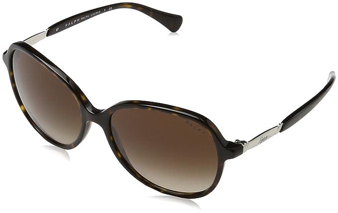 Ralph 0Ra5220, Gafas de Sol para Mujer, Marrón (Dark ...