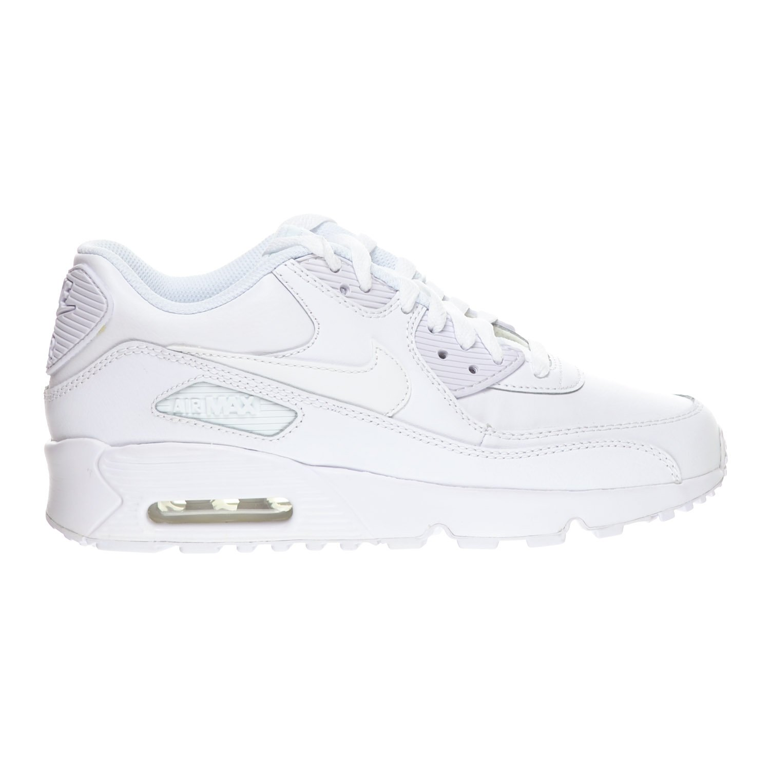 nike air max 90 youth gs white nougat